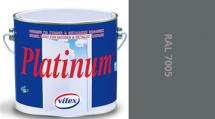 Vitex Platinum satén RAL 7005 0,75L